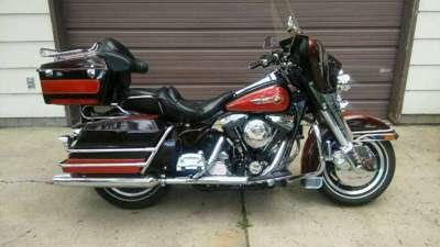1992 Harley-Davidson FLH