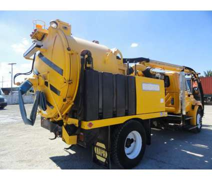 2002 International 4300 VacCon VACUUM/JETTER COMBO is a 2002 International Other Commercial Truck in Miami FL