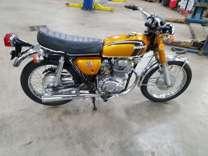 1972 Honda Cb 350