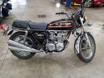 1978 Honda Cb 550