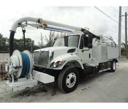 2009 International 7300 VacCon VACUUM/ JETTER COMBO is a 2009 International Other Commercial Truck in Miami FL