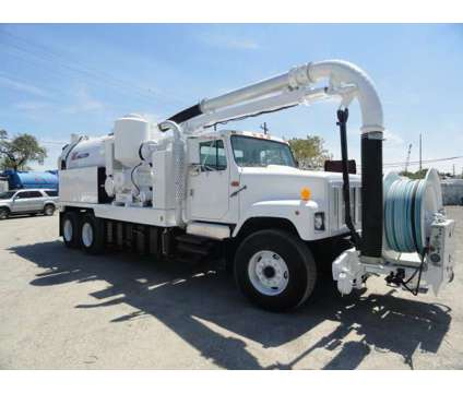 1999 International F-2554 VacCon VACUUM/JETTER COMBO is a 1999 International Other Commercial Truck in Miami FL