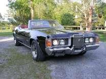 1 9 7 1 Mercury Cougar XR7