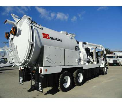 2002 International 7400 VacCon VACUUM/ JETTER COMBO is a 2002 Heavy Equipment Vehicle in Miami FL