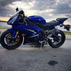 2009 Yamaha R