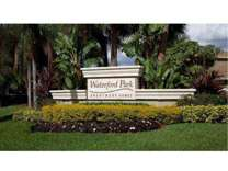 1 Bed - Waterford Park Townhomes