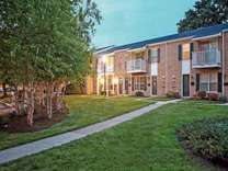 1 Bed - Village of Pennbrook Apartments