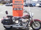 2007 Harley-Davidson FLSTC - Softail Heritage Classic