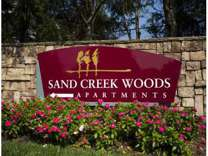 1 Bed - Sand Creek Woods Apartments
