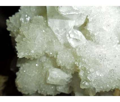 Exceptional, Gorgeous and Beautiful Zeolite Crystal Cluster is a White Collectibles for Sale in New York NY