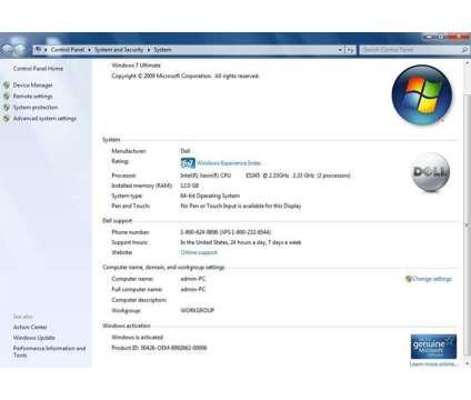 Dell Precision Workstation 690 - Starter Video Editing/Gaming PC is a Dell Precision Desktop PCs for Sale in Port Huron MI