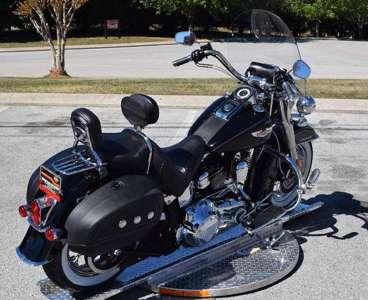 2009 Harley-Davidson FLST