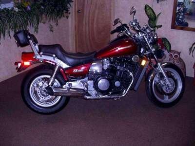 1987 Kawasaki ZL