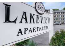 1 Bed - Lakeview Apartments