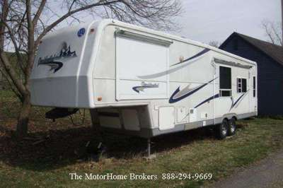 2003 Monaco Holiday Rambler