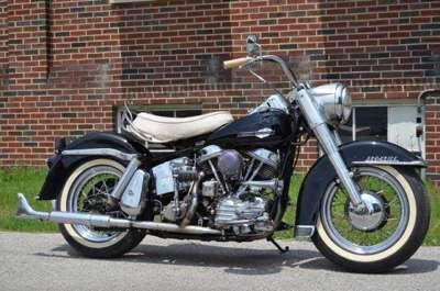 1964 Harley-Davidson Touring