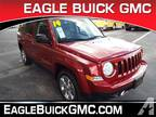 2014 Jeep Patriot Limited Limited 4dr SUV