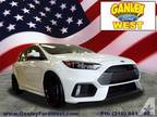 2017 Ford Focus RS AWD RS 4dr Hatchback