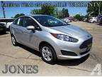 2017 Ford Fiesta SE SE 4dr Sedan
