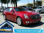 2011 Cadillac CTS 3.6L Performance 3.6L Performance 2dr Coupe