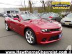 2014 Chevrolet Camaro SS SS 2dr Convertible w/1SS