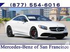 2017 Mercedes-Benz S-Class AMG S 63 AWD AMG S 63 4MATIC 2dr Coupe