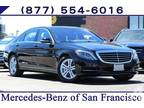 2017 Mercedes-Benz S-Class S 550 S 550 4dr Sedan