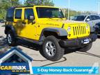2008 Jeep Wrangler Unlimited Rubicon 4x4 Rubicon 4dr SUV w/Side Airbag Package