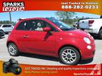 2012 FIAT 500c Pop Pop 2dr Convertible