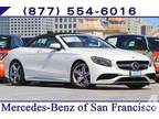 2017 Mercedes-Benz S-Class AMG S 63 AWD AMG S 63 4MATIC 2dr Convertible