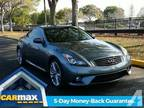 2011 INFINITI G37 Convertible Base 2dr Convertible