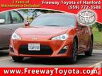 2015 Scion FR-S Base 2dr Coupe 6M