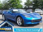 2016 Chevrolet Corvette Stingray Z51 Stingray Z51 2dr Coupe w/2LT