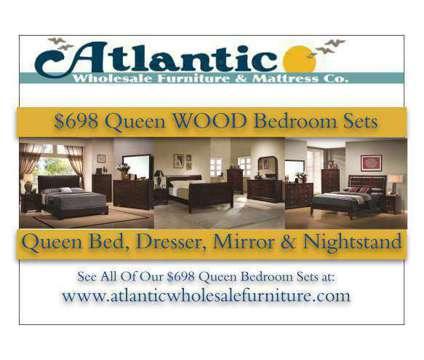 Atlantic Furniture Melbourne-Queen Wood Bedroom Sets is a Bedroom Sets for Sale in Melbourne FL