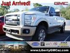2013 Ford F-350 Super Duty King Ranch 4x4 King Ranch 4dr Crew Cab 8 ft.