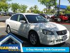 2006 Nissan Altima 2.5 2.5 4dr Sedan