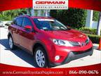 2015 Toyota RAV4 Limited Limited 4dr SUV