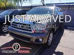 2016 Toyota Sequoia Limited 4x4 Limited 4dr SUV FFV