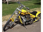 2002 Yellow American Ironhorse 113 Tejas For Sale