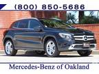 2017 Mercedes-Benz GLA GLA 250 4MATIC AWD GLA 250 4MATIC 4dr SUV