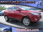 2013 Hyundai Tucson Limited Limited 4dr SUV