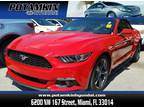 2015 Ford Mustang V6 V6 2dr Convertible