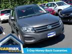 2016 Volkswagen Tiguan 2.0T S 2.0T S 4dr SUV