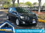 2015 Chevrolet Sonic LT Manual LT Manual 4dr Hatchback