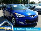 2014 Hyundai Veloster RE:Flex RE:Flex 3dr Coupe w/Black Seats