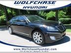 2013 Hyundai Equus Signature Signature 4dr Sedan