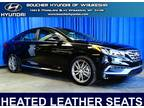 2017 Hyundai Sonata Sport 2.0T Sport 2.0T 4dr Sedan w/Black Leather Interior