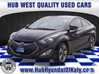 2014 Hyundai Elantra Coupe Base Base 2dr Coupe