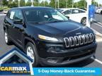 2014 Jeep Cherokee Sport Sport 4dr SUV