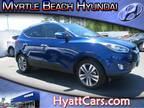 2014 Hyundai Tucson Limited Limited 4dr SUV